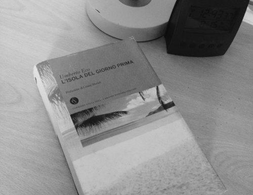 L'isola del giorno prima di Umberto Eco