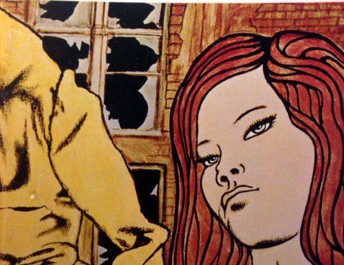 Dino Buzzati – Un Amore – SCHEDA