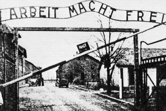 Auschwitz, città tranquilla