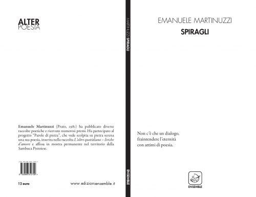 """""""Spiragli"""" di Emanuele Martinuzzi. Recensione"""