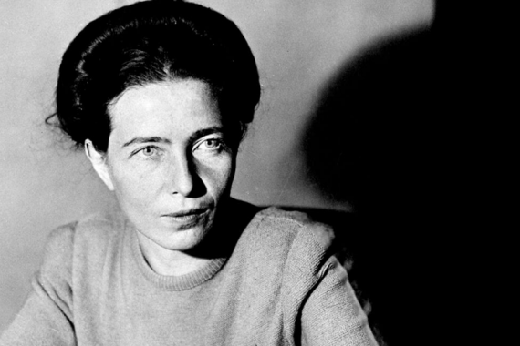 "Simone de Beauvoir: the ""Second Sex"""