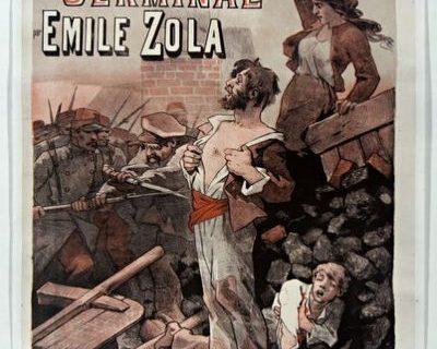 Émile Zola, Germinale. Riassunto, personaggi e recensione